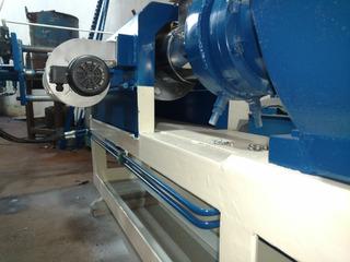 Extrusora Cascata 150 Mm Para Recuperação De Plásticos