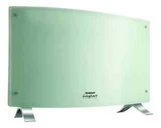 Vitroconvector Calefactor Curvo 2000w Peabody Pe-vqm20 Negro