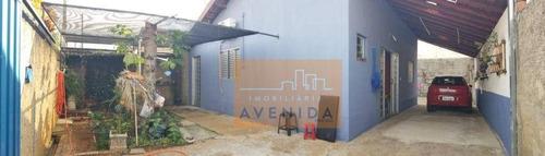 Imagem 1 de 14 de Casa Com 2 Dormitórios À Venda, 43 M² Por R$ 260.000 - Parque Das Árvores - Paulínia/sp - Ca1266
