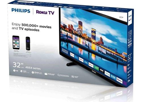 Imagen 1 de 1 de Philips Smart Tv 50 Pulgada 4k Uhd, Control Por Voz, Bluetoo