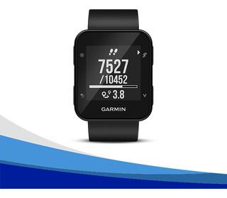 Reloj Gps Forerunner 35 Negro Running Cardio - Tienda Oficia