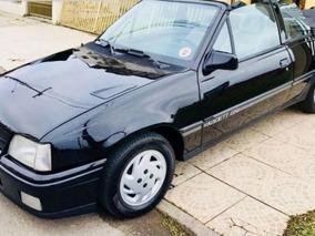 Chevrolet Kadett 2.0 Mpfi Gsi Conversivel 8v 1995 Preta