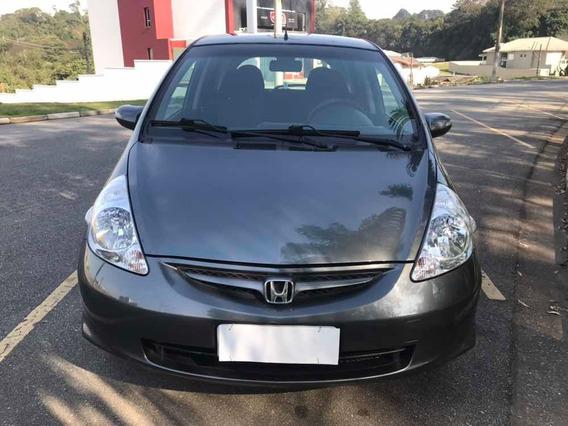 Honda Fit 1.5 Ex Aut. 5p 2008