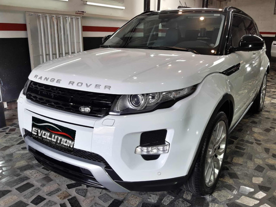 Land Rover Evoque Si4 Si4