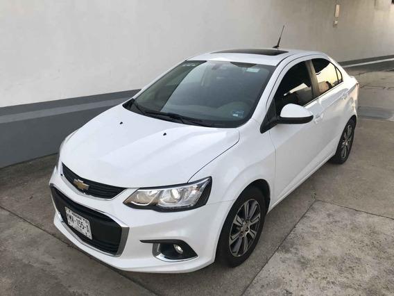 Chevrolet Sonic 2017 4p Premier L4/1.6 Aut