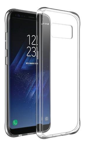 Estuche Case Gel Samsung S8 + Plus Protector Transparente