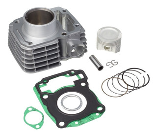 Kit Cilindro Motor Kmp Std Honda Cg 125 Fan 2011