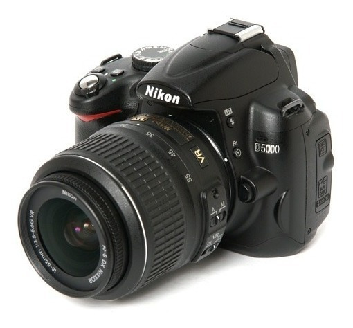 Manual Para Manutenção De Camera Nikon Dslr D5000