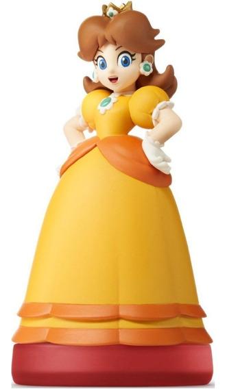 Figura Amiibo Daisy Super Mario Para Nintendo Original