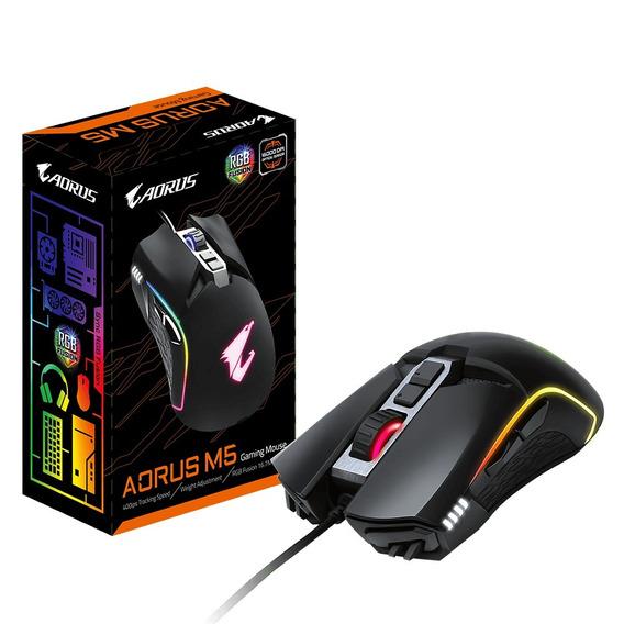 Mouse Gamer Gigabyte Aorus M5 - 1600dpi