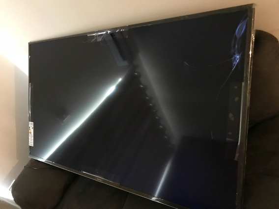 Tv Samsung 55 Tela Trincada