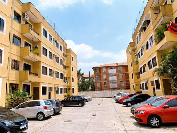 Excelente Apartamento À Venda Em Cosmorama - Mesquita. - Siap20005