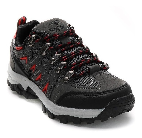 Zapatillas Topper Kids Gondor Trekking