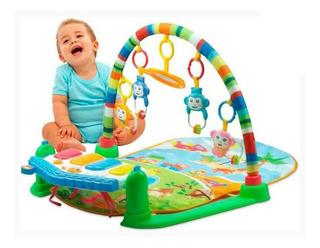 Gimnasio Piano Para Bebe Luces Y Sonidos Niño O Niña