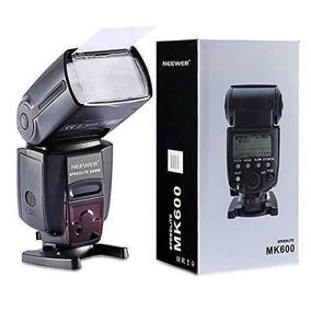 Flash Meike Mk600 Para Canon 600 Ex-rt Nfe Mk-600