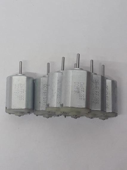 Micro Motor Ventilador 18dc P/ Escova Rotativa Dewei Ff355