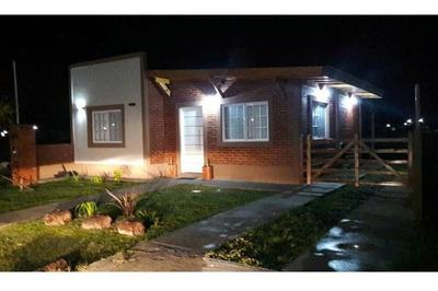 Casa Cabaña De Fin De Semana En San Vicente Alquilo Por Dia