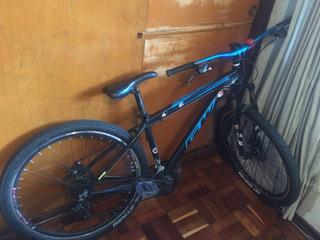 Bicicleta Todoterreno Gw, Suspencion, Disco De Freno, Rin 29