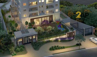 Apartamento Com 2 Dormitórios À Venda, 68 M² Por R$ 511.015 - Portal Do Morumbi - São Paulo/sp - Ap0378