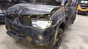 Sucata L200 Triton 3.2 165 Cv Diesel