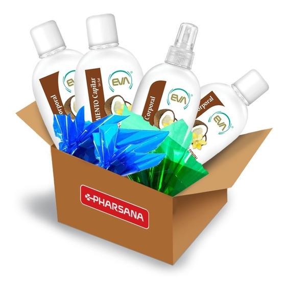 Ecobox Eva Coco Passion Cuidado Personal 10 Productos
