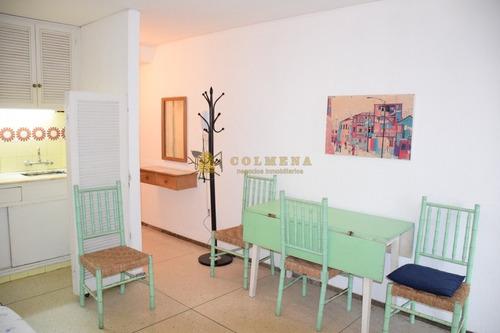 Apartamento En Peninsula, 1 Dormitorios *- Ref: 3702