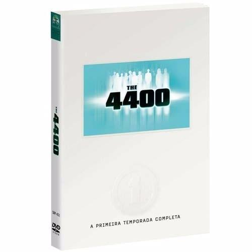 Box Dvd The 4400 - 1ª Temporada Original Lacrado