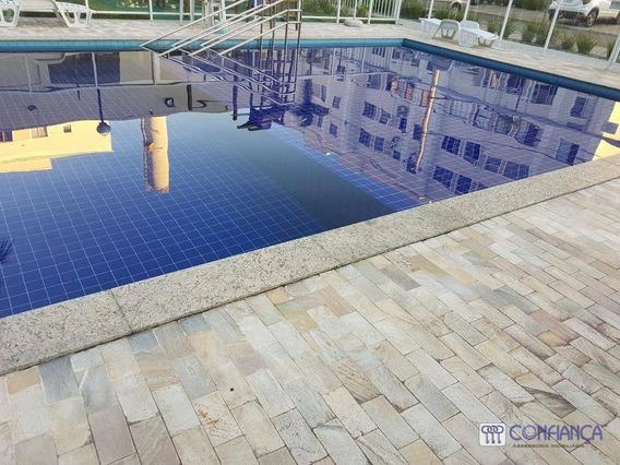 Apartamento Com 2 Dormitórios Para Alugar, 54 M² Por R$ 900/mês - Campo Grande - Rio De Janeiro/rj - Ap0898
