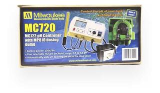 Kit Controlador Ph Y Bomba Peristaltica - Milwaukee