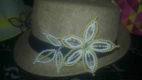 Sombrero Nacional Con Tembleque