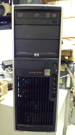 Cpu Hp Workstation Xw4600 Core2duo