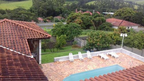 Chácara Residencial À Venda, Chacara Fernao Dias, Atibaia. - Ch0115