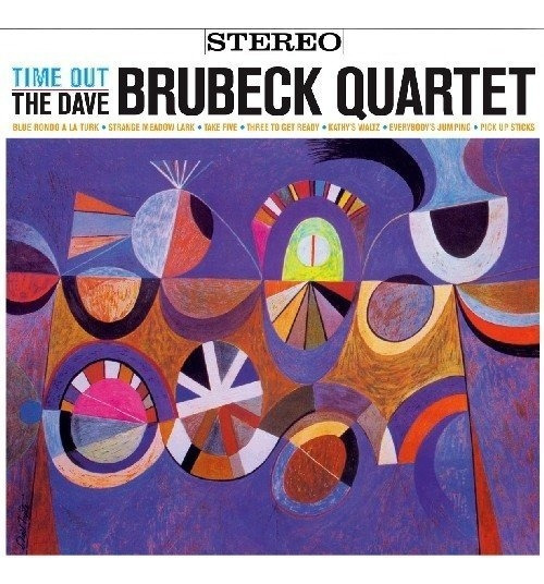 Dave Brubeck Time Out Vinilo 180 Gramos Nuevo Importado