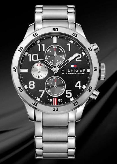 Reloj Tommyhilfiger ,hombre Sofisticado 1791141