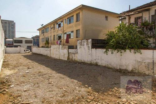 Imagem 1 de 3 de Terreno À Venda Por R$ 1.200.000,00 - Vila Matias - Santos/sp - Te0012