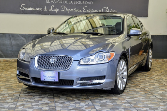Impecable Jaguar Xf Luxury 2009