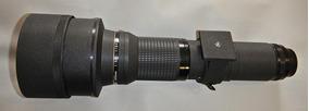 Lente Nikon 600mm F/5.6 Ed Ais - Como Nova!