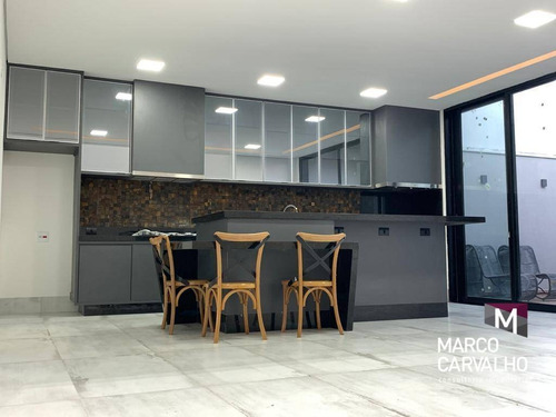 Casa Com 3 Dormitórios À Venda, 180 M² Por R$ 1.090.000,00 - Jardim Esmeralda - Marília/sp - Ca0756