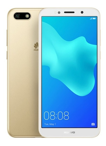 Celular Libre Huawei Y5 1gb 8mp/5mp Gold Ds 2018 4g