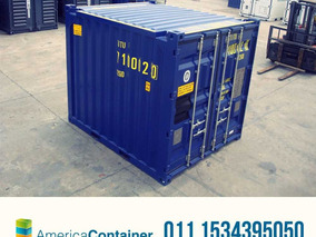 Contenedores Maritimos 20 Costa Atlantica Usados Container