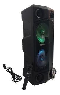 Torre De Sonido Tws Bluetooth 2.000 P.m.
