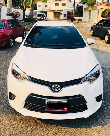 Toyota Corolla Le Importado Canadá
