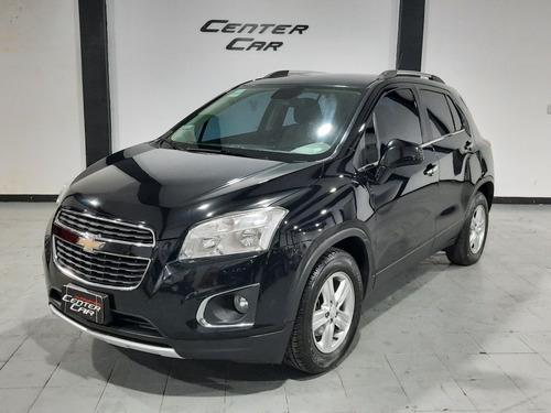 Chevrolet Tracker 1.8 Ltz Fwd Mt 140cv 2015 $1480000