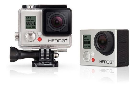 Câmera Go Pro Hero 3+ (com Visor Lcd Touch)