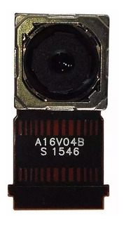 Câmera Traseira Motorola Moto G4 Plus Xt1640 Xt1642 Original
