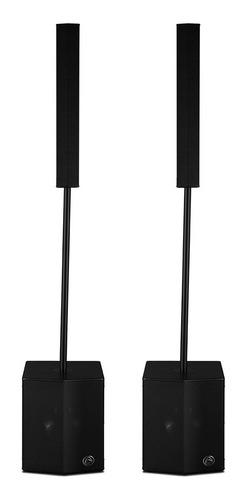 Sistema De Sonido Portátil Wharfedale Pro Isoline 812 El Par