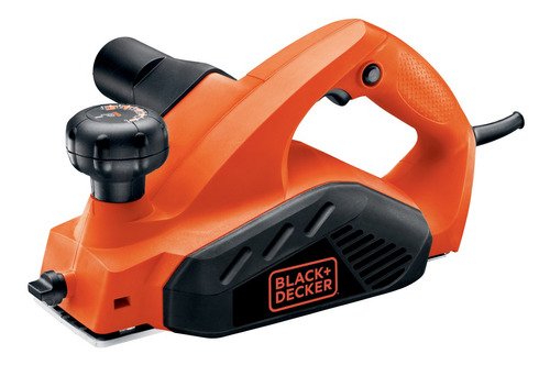 Imagen 1 de 8 de Cepillo Electrico 650w Black Decker 7698 Black + Decker