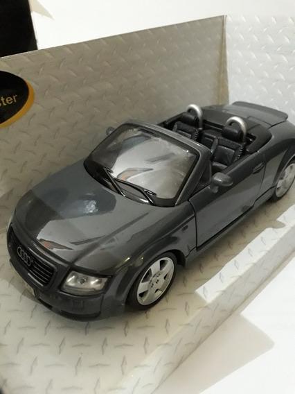 Audi Tt Roadster Escala 1/24