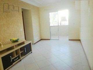 Apartamento Com 2 Dormitórios, 72 M² - Venda Por R$ 200.000,00 Ou Aluguel Por R$ 1.000,00 - Jardim Das Magnólias - Sorocaba/sp - Ap0961