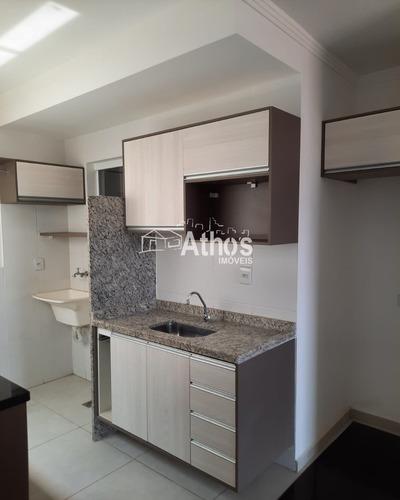 Imagem 1 de 30 de Oportunidade Unica Em Salto - Apartamento De 02  Dormitórios Pronto Para Morar - Ap00700 - 2162221
